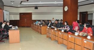 Audiensi ICW dengan BKN.