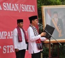 Gubernur Daerah Khusus Ibukota (DKI) Jakarta Joko Widodo.