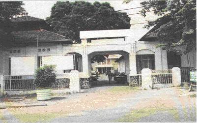 Gedung di Jl. Kramat Raya 132 Jakpus yang dulu digunakan KUP