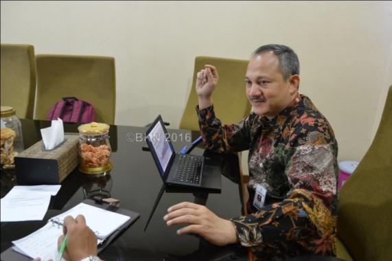 """Setiawan menuturkan """"Indonesia ke depan tidak boleh asal merekrut pegawai ASN."""" (foto: mia)"""