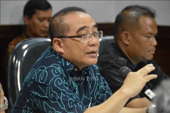 Kepala BKN: Beri Kesempatan Tim Berkreasi Untuk Kemajuan dan Perbaikan BKN. (foto: mia)