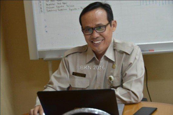 Plt. Kepala PPSR BKN, Aris Windiyanto