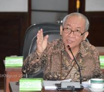 Praktisi di Bidang Sumber Daya Manusia (SDM) Pantius D Soeling. (foto: kis)
