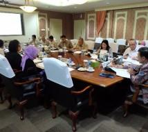 sidang administratif Badan Pertimbangan Kepegawaian.(foto: dok.menpan)