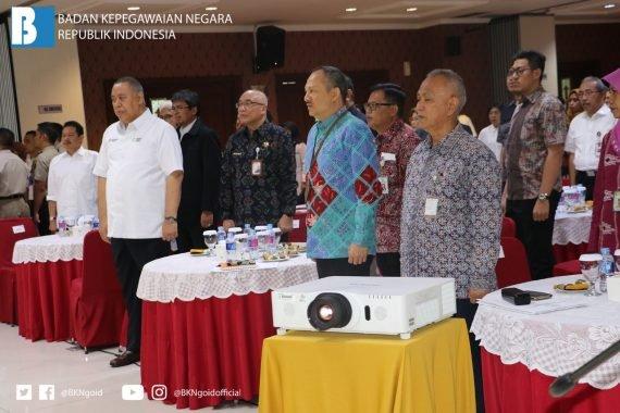 Rapat lanjutan terkait pengadaan CPNS 2018