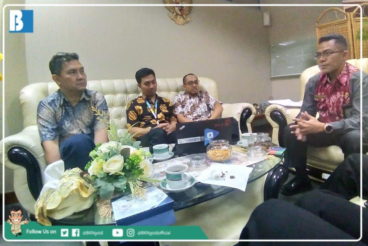BKN Siapkan SDM Petugas Helpdesk Seleksi CPNS 2019